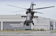 Jandarma, altıncı T129 helikopterini devraldı