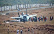 Hint MiG-29K uçağı düştü