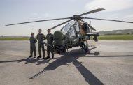 Jandarma, yeni Atak helikopterinin görüntülerini paylaştı