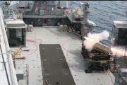 Roketsan T-122 Deniz Kuvvetlerinde Teste Başladı