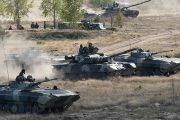 Rusya, Tacikistan'da tatbikat başlattı
