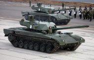 İlk yeni Armata savaş tankının Rus Ordusuna teslim edilmesi için birkaç gün kaldı