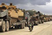 Türk Ordusu Idlib'e görülmemiş ölçüde yığınak yapıyor