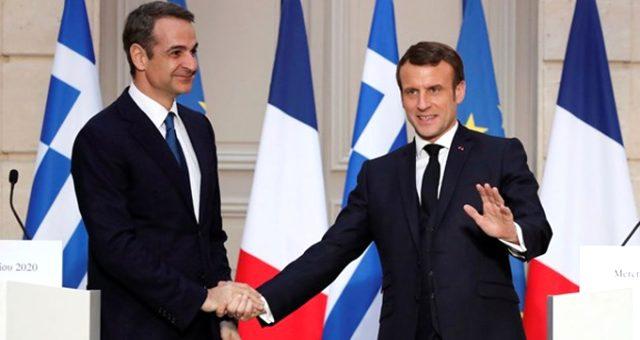 Fransa ile Yunanistan arasında savunma anlaşması   Trmilitary News
