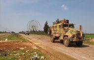 İdlib'de 1'inci Türk-Rus birleşik kara devriyesi icra edildi