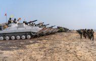 Hindistan ve ABD hava kuvvetleri pazartesi günü 12 günlük askeri tatbikat yapacak