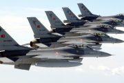 Pençe-Kartal Operasyonu : PKK Hedeflerine Ağır Hava Harekatı Düzenlendi