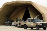 Vatiyye hava üssü çevresine hava saldırısı düzenlendiği iddia edildi