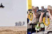 Mısır'ın Libya sınırındaki tatbikatı devam ediyor
