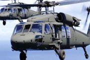 S-70 Black Hawk Bingöl'de motor arızası nedeniyle zorunlu iniş yaptı
