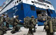 Yunanistan'dan Meis adasına askeri sevkiyat