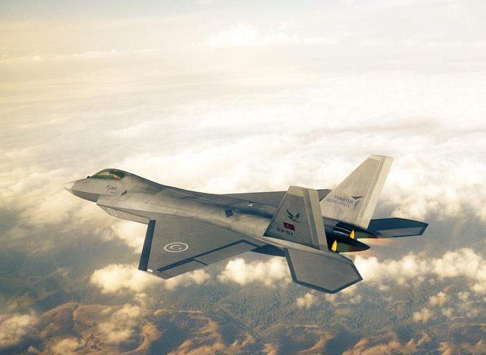 Milli Muharip Uçak'ı 2023'te hangardan çıkış yapacak