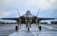 ABD'de yakıt ikmali yapan F-35 savaş uçağı düştü