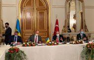 Ukrayna Başbakanı, Türk savunma sektörüyle bir araya geldi