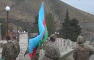 Azerbaycan ordusu Laçın'a girdi