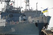 Türkiye-Ukrayna ortak yapımı korvetler Ukrayna'nın Ocean tersanesinde üretilecek