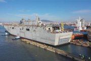 ASELSAN'ın TCG Anadolu için geliştirdiği PİRİ-KATS'ın fabrika kabul testleri tamamlandı