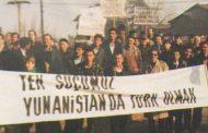 BAU DEGS: Yunanistan yine Batı Trakya Türk azınlığını hedef aldı