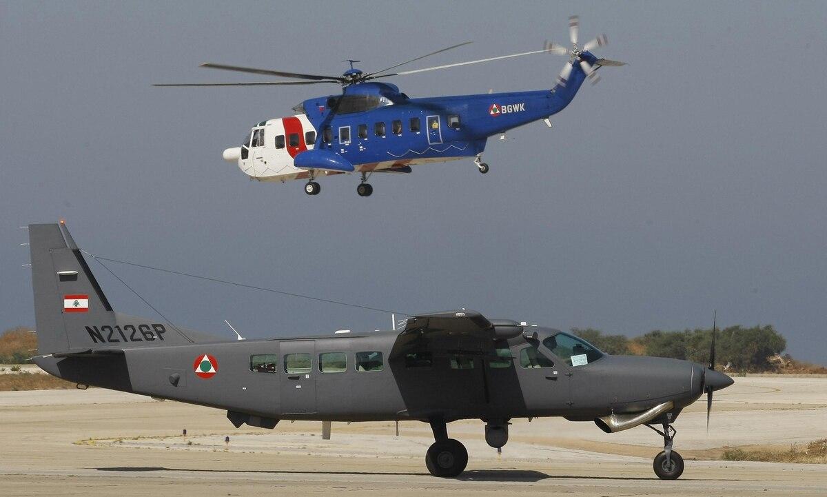 Lübnan, eski savaş uçaklarını satışa çıkardı