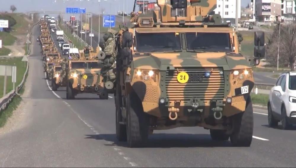 """NATO Tekirdağ'da """"Alarm Tatbikatı"""" gerçekleştirildi."""