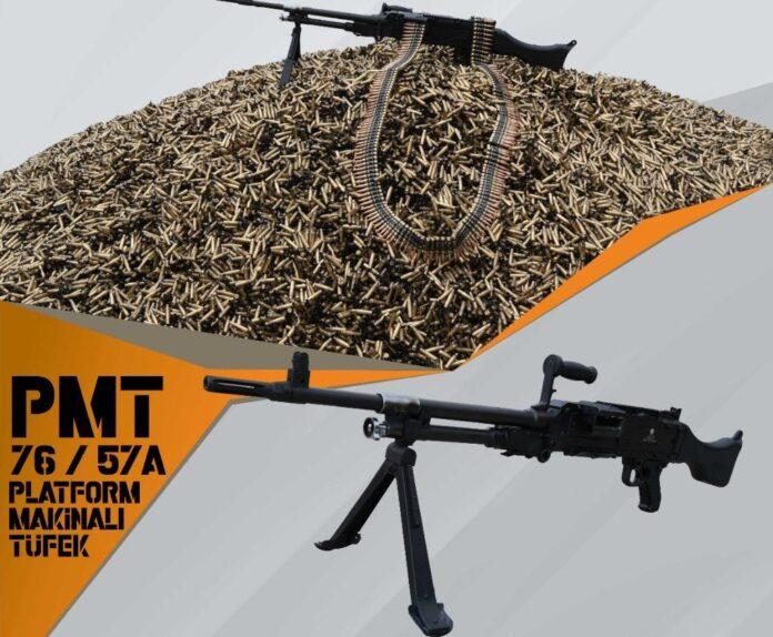 MKEK PMT-76 Makineli Tüfek Satışa Hazır