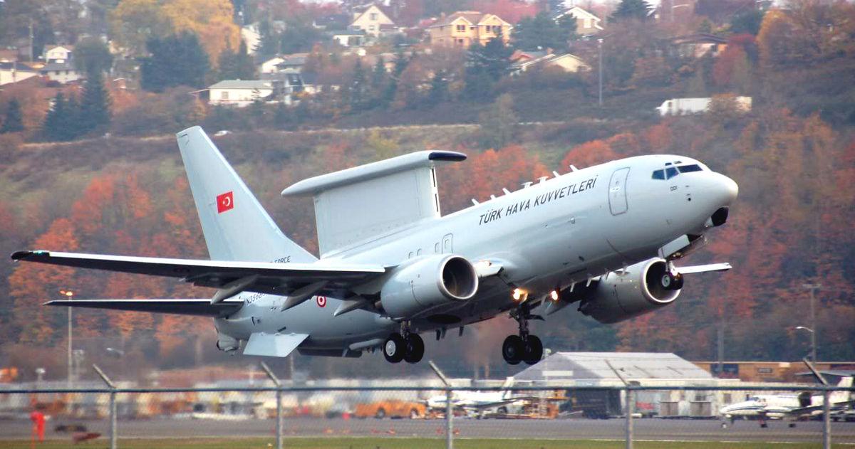 E-7 Barış Kartalı uçaklarımız başka bir NATO ülkesi hava sahasında görev yaptı