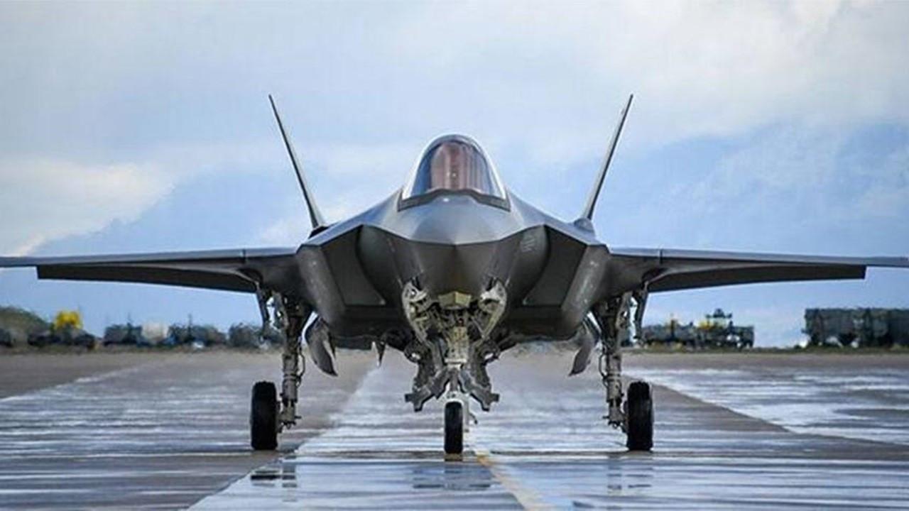 ABD Türkiye'nin F-35 programından çıkışını resmen bildirdi.