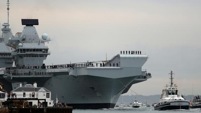 İngiltere, Karadeniz'e 2 savaş gemisi gönderiyor
