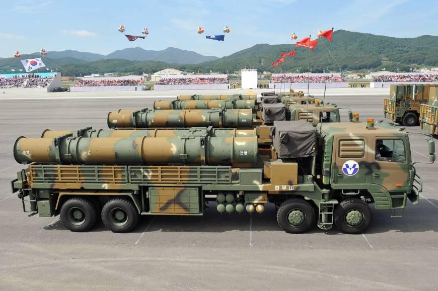 ABD Güney Kore'ye füze menzil sınırlamasını kaldırdı