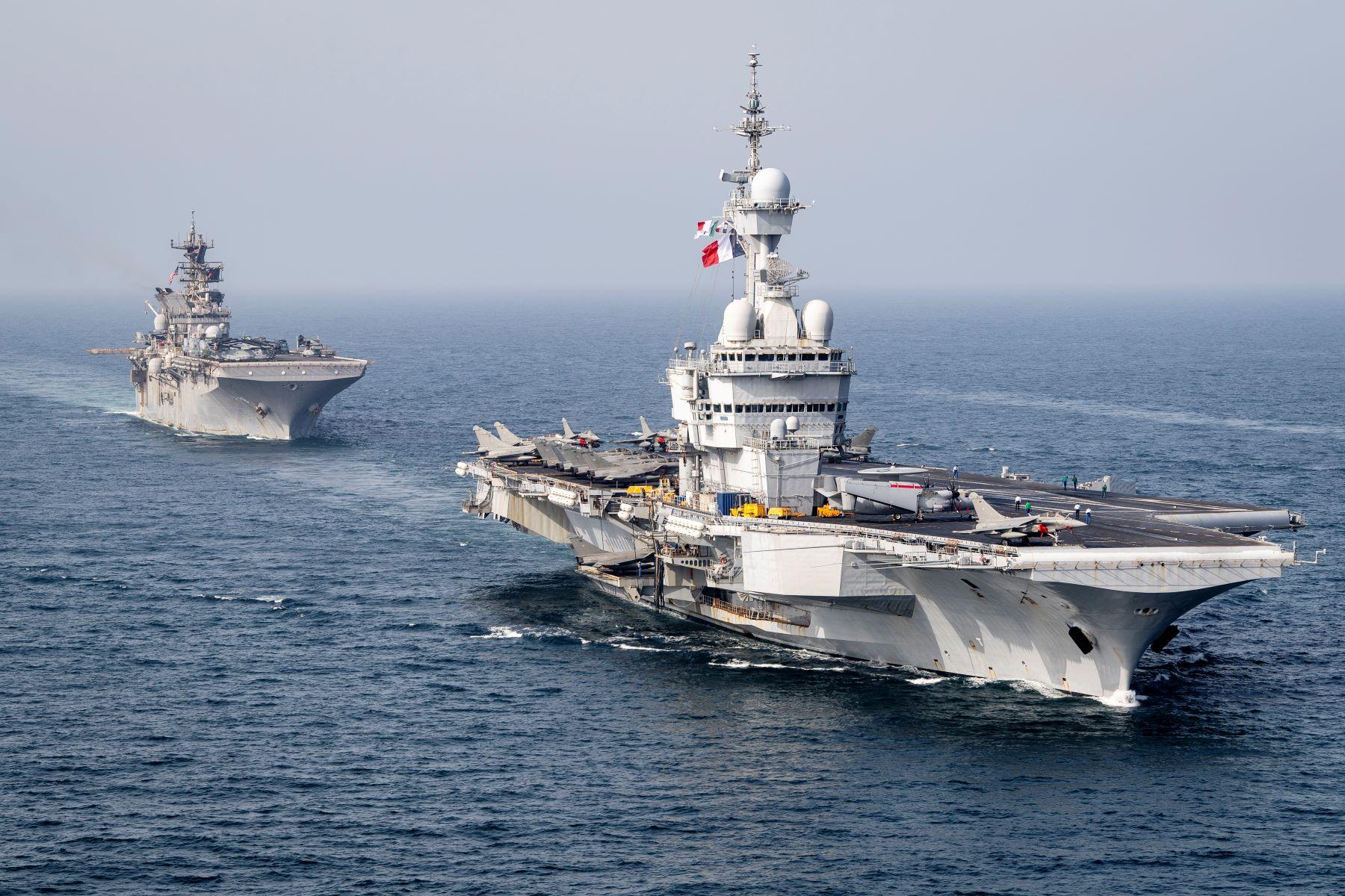 Japonya, ABD ve Fransa, Japon topraklarında ilk kez ortak tatbikat yaptı