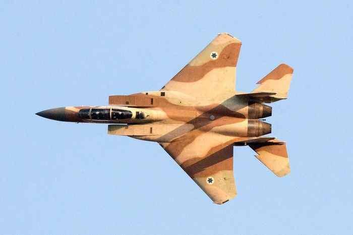 Iron Dome yanlışlıkla F-15 vurdu !
