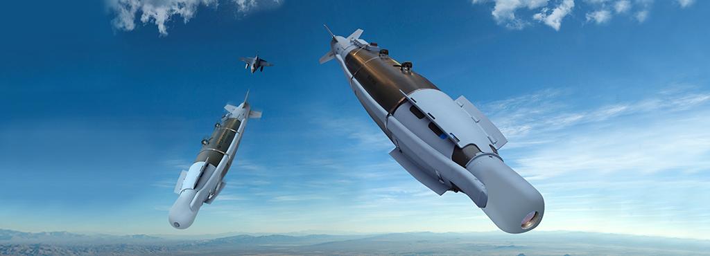 ROKETSAN, uçak bombalarının vuruş kabiliyetini artırıyor