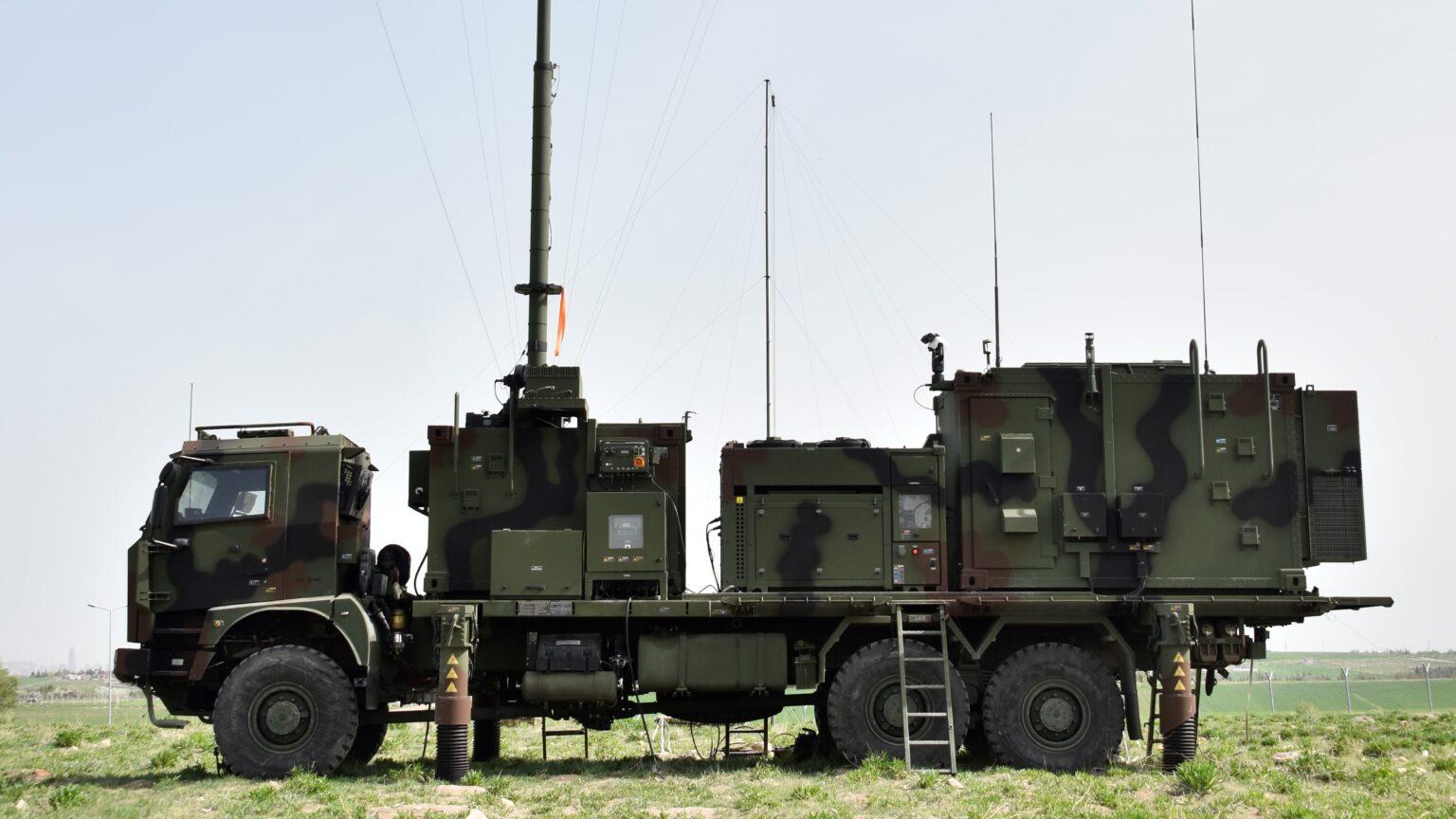 Türk Silahlı Kuvvetleri'nin Yeni Nesil Elektronik Taarruz Sistemi: SANCAK