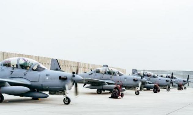 Afgan Hava Kuvvetleri, Pakistan Uyarısının Ardından A29 Uçaklarının Taliban'a Saldırısını Durdurdu