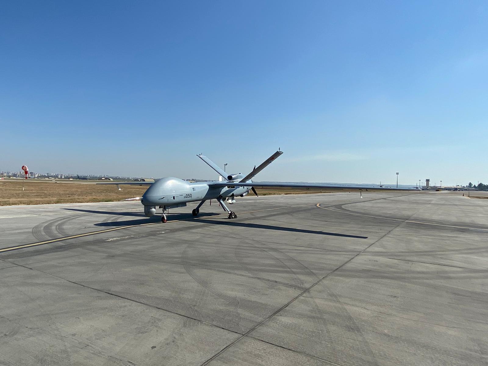 Hava Kuvvetlerine ANKA-S SİHA teslimatı