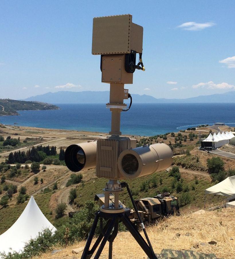Mini/Mikro İHA tehditlerine karşı METEKSAN KAPAN Dron Savunma Sistemi IDEF 2021'de yer alacak