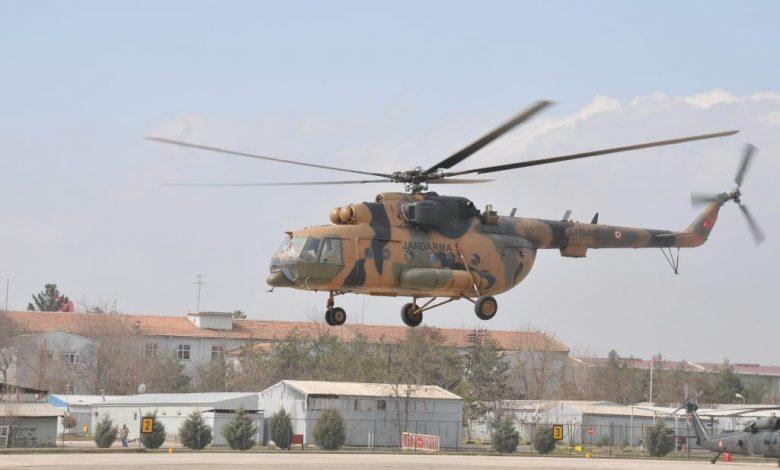 THK Teknik A.Ş ile Ukrayna USE arasında Helikopter Bakım Anlaşması