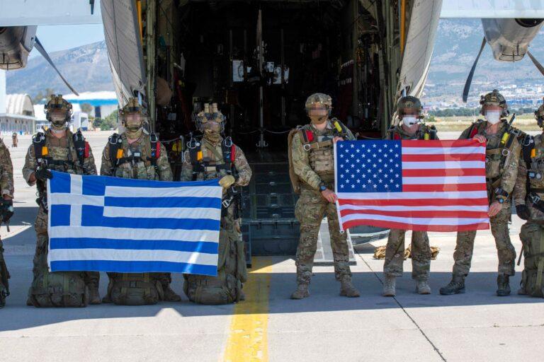 Yunanistandaki Amerikan üsleri modernize edilecek
